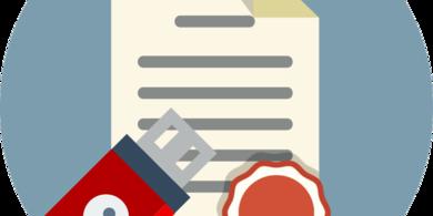 Как подписать электронное письмо ЭП
